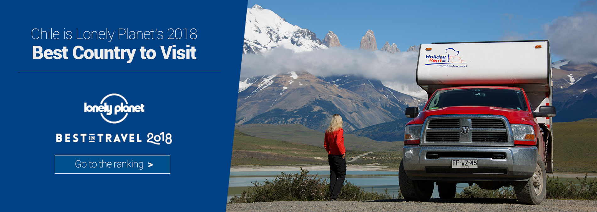 Chile 2018 best country tu visit