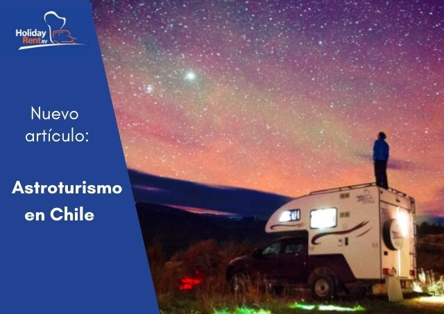 Astrotourism in Chile