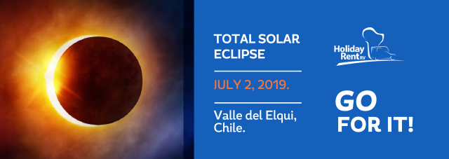 Total solor eclipse: 2019/07/02