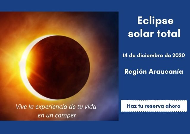 Solar eclipse 2020, Chile