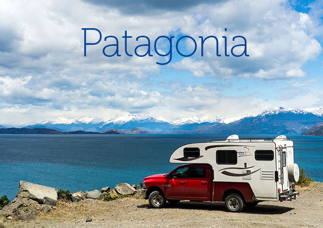 Rent a camper in Patagonia, Chile