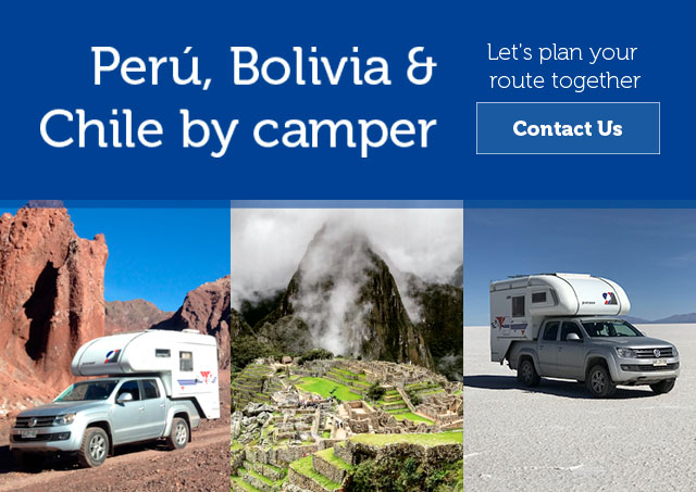 Peru Chile and Bolivia by Camper