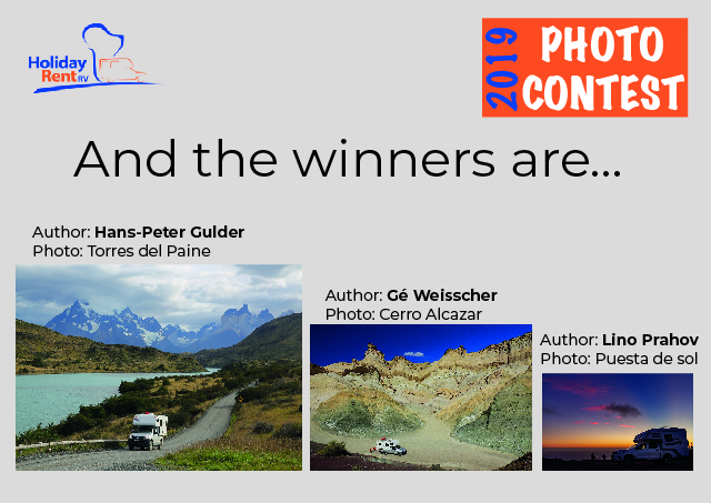 Congratulations to the winners of our 2019 photo contest!